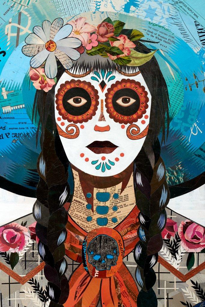 Dolan Geiman Collage Artists