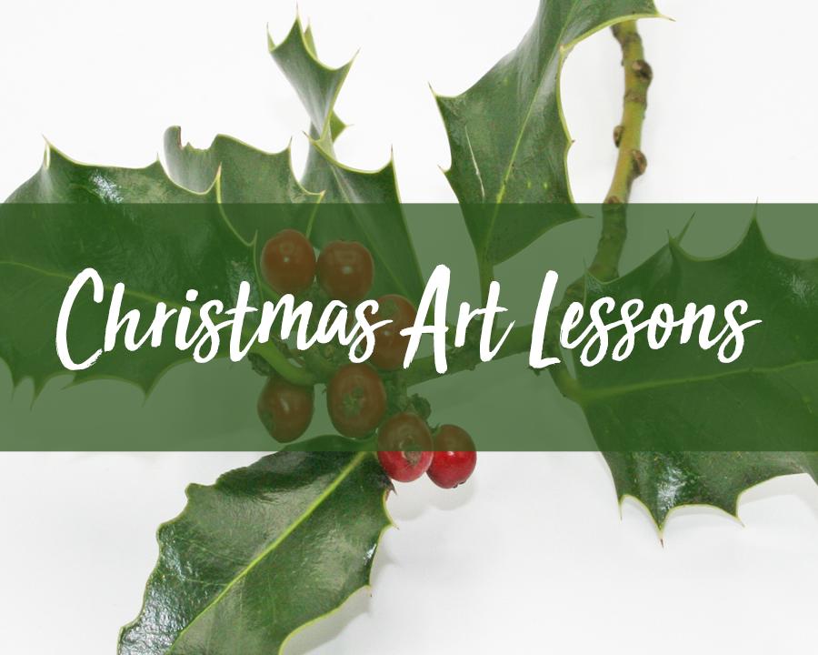 11++ Christmas Art Ideas For Teachers